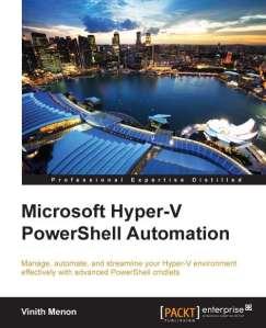 3599_Microsoft Hyper-V PowerShell Automation